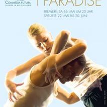 Close to Paradise // Tanztheaterstück für zwei Tänzer und eine Erzählerin (2009)