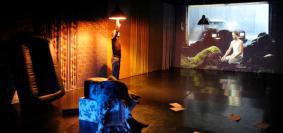 """Foto aus der Produktion """"10. Lange Nacht der Theater"""""""