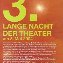 3. Lange Nacht der Theater // Am Gletscher (2004)