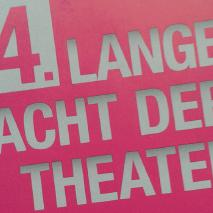 14. Lange Nacht der Theater // Minotaurus - Selfie im Labyrinth  Preview (2015)