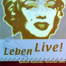 Leben Live! //  (2000)