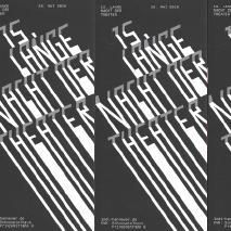 15. Lange Nacht der Theater // Nacht des Orakels (2016)
