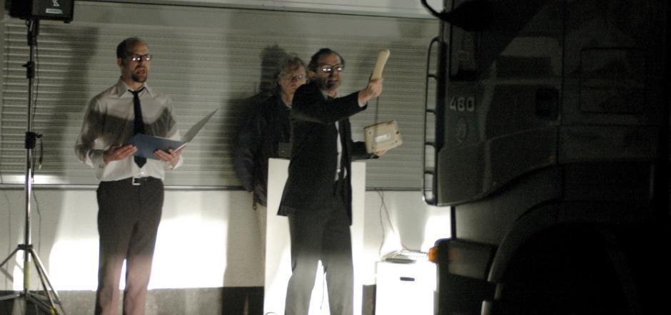 Pasolini Performance - 30 Jahre Schweigen
