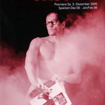 Auf der Suche nach dem heiligen Leib - Pasolini //  (2005)